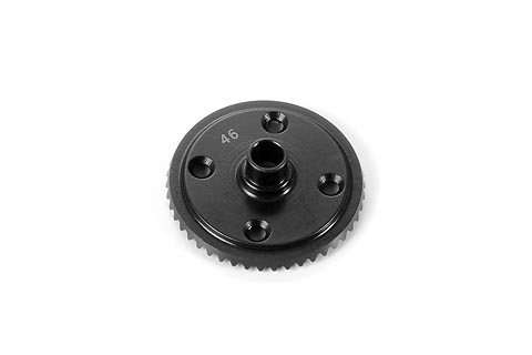 Xray Front/Rear Diff Large Bevel Gear 46T