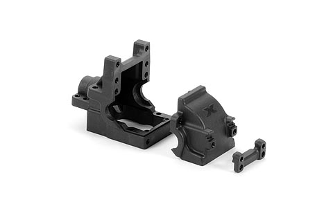 Xray Diff Bulkhead Block Set Rear - V2