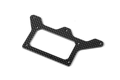 Xray X12'14 Graphite 2.5mm Rear Pod Lower Plate