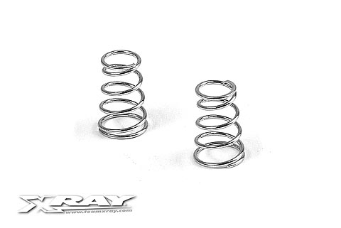Xray Tapered Spring - Silver (2)