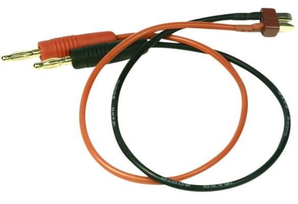 EuroRC Charging Cable Deans - 4mm