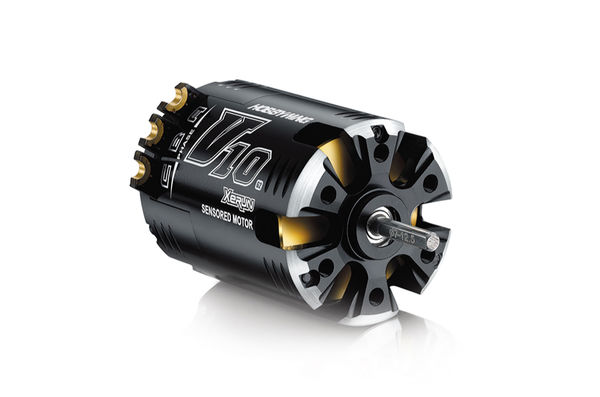 Hobbywing XERUN V10 G2 Competition Motor 4.5t - Black