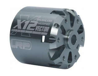 LRP X12 Front Housing  Lightweight