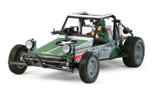 Tamiya RTR XB Fast Attack Vehicle (w/Shark Mouth)