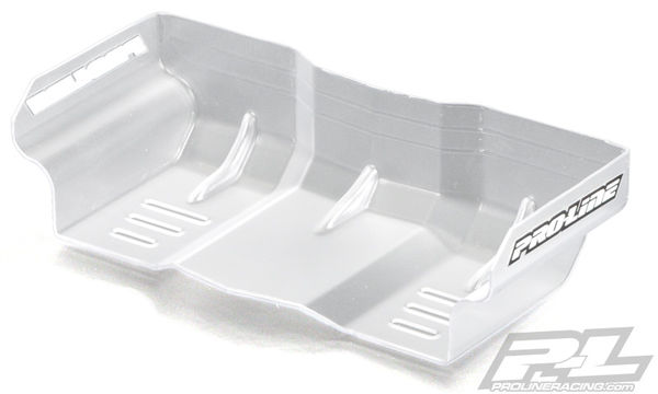 "Pro-Line Pre-Cut Trifecta 6.5"" 1:10 Buggy Clear Wing (1)"