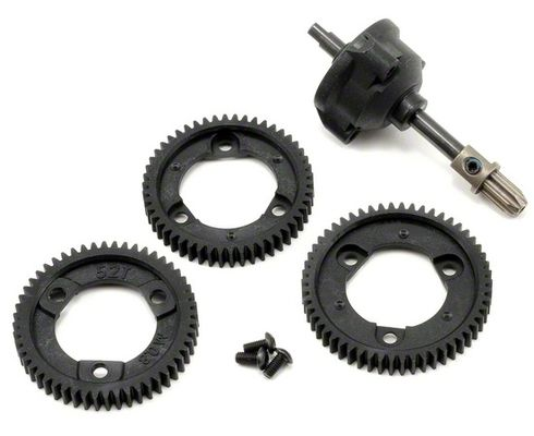 Traxxas Pre-Built Center Differential Kit For Slash 4x4