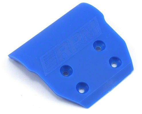 RPM AE B4.1 Mini Front Bumper (Blue)