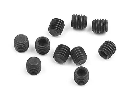 Xray Hex Screw Sb M3X3  (10)