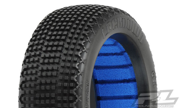 Pro-Line LockDown X2 (Medium) Off-Road 1:8 Buggy Tires (2)