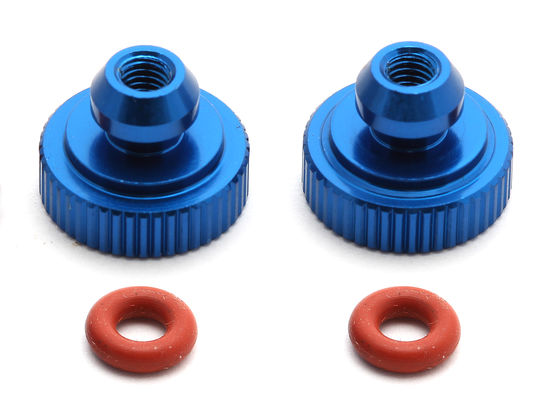 Team Associated FT Battery Strap Thumbwheel (2) (B5/B5M)