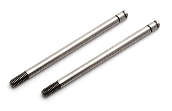 Team Associated 3x27.5 Shock Shaft (2) (B5/B5M)