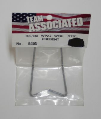 "Team Associated Wing Wire .078"" For B3 & B2"