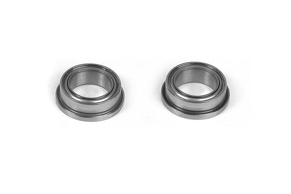 "Xray Ball-Bearing 1/4"" X 3/8"" X 1/8"" Flanged  (2)"