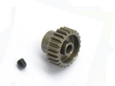Arrowmax 7075 Aluminum 48P Pinion Gear - 23T