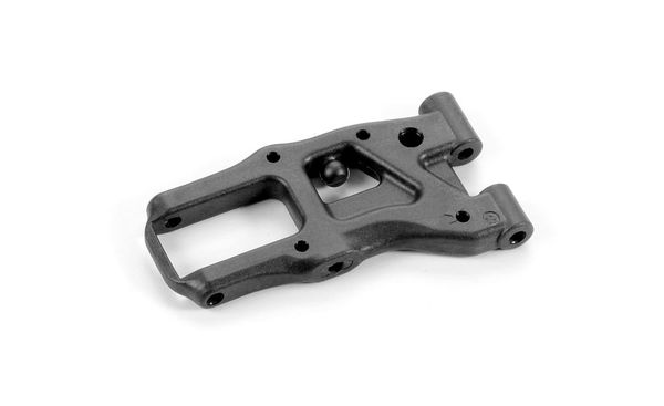 Xray Front Suspension Arm - Graphite - 1-Hole