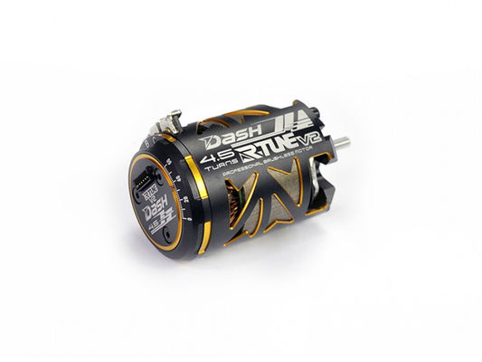 Dash R-Tune V2 (Modified type) 540 Sensored Brushless Motor 4.5T