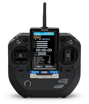 Futaba T7XC Stick Radio - with R334SBS
