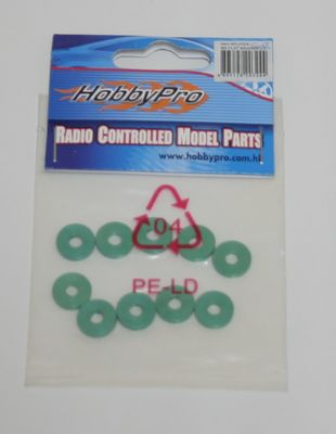 Hobbypro M4 Flat Washer 2.0 - Green