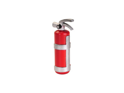 Hobbypro Fire Extinguisher (painted)