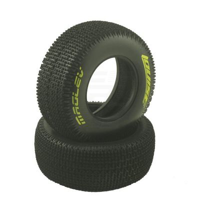 Louise SC-Maglev 1/10 SC Tire With Insert (2) - Supersoft