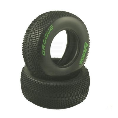 Louise SC-Groove 1/10 SC Tire With Insert (2) - Supersoft