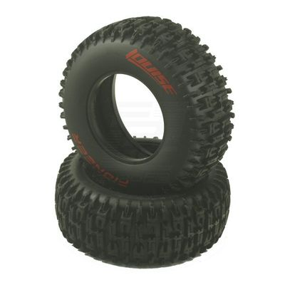 Louise SC-Pioneer 1/10 SC Tire With Insert (2) - Soft