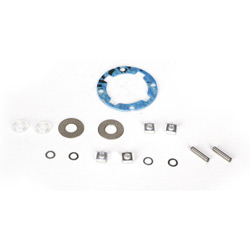 Team Losi Differential Seals w/Gasket & Hardware