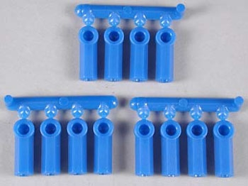 RPM Heavy Duty Rod Ends (12) Blue