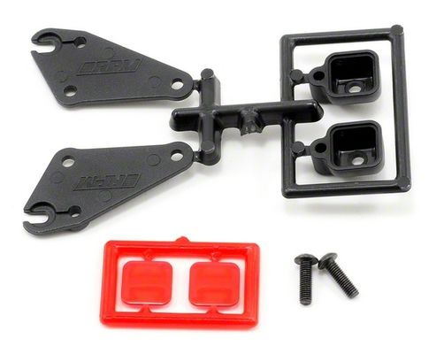 RPM Tail Light Set for the Traxxas Slash (RPM Rear Bumpers only)