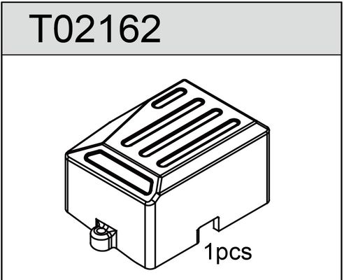 TeamC Receiver Box For 2WD