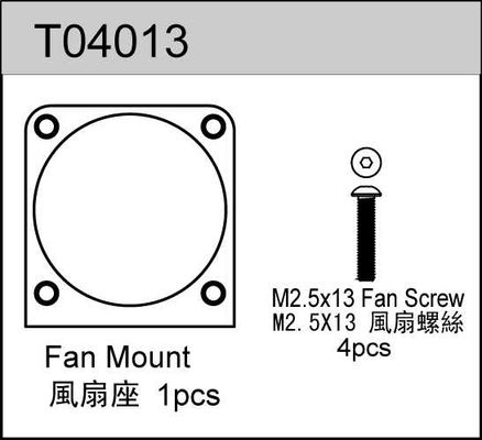 TeamC 20mm Fan Mount
