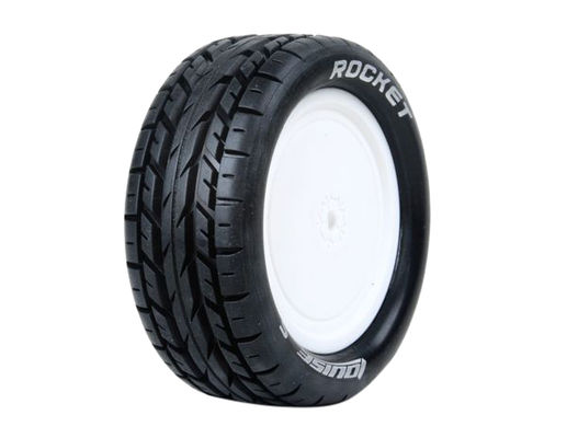 Louise 1:10 E-Rocket 4WD Front Tire - Soft (2)