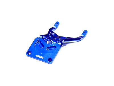 Integy Rear Skid Plate II For Slash 2WD & Stampede 2WD