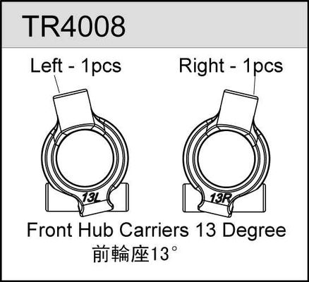 TeamC Front Hub 13 Degree (2)