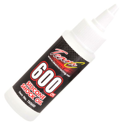 TeamC 600CPS Silicone Shock Oil