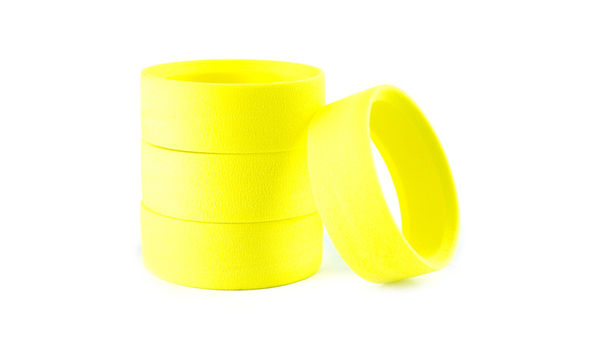 Volante High Density Closed Cell Tire Inserts Soft(Yellow) 4pcs
