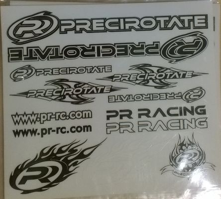Precirotate Sticker 12x10cm