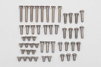 Yokomo Titanium screw set (49pcs)