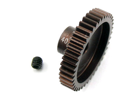Zepping Racing Hardened Alu The Silent Pinion 28T 48Pitch