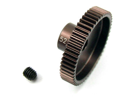 Zepping Racing Hardened Alu The Silent Pinion 21T 64Pitch