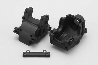 Yokomo Rear Gear Box With Stabilizer Holder (Short Li-po mountable)