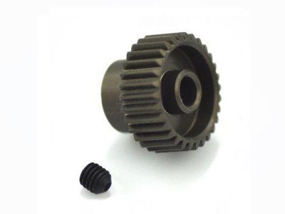 Arrowmax 7075 Aluminum 64P Pinion Gear - 30T
