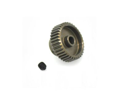 Arrowmax 7075 Aluminum 64P Pinion Gear - 37T