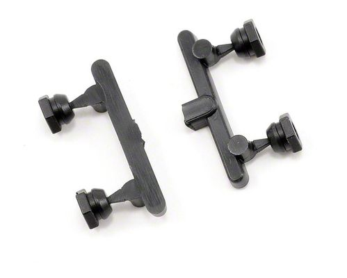 Team Associated Spring Retainer (4)
