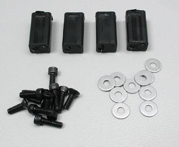 Team Associated Servo Mounts For RC-10&T&2