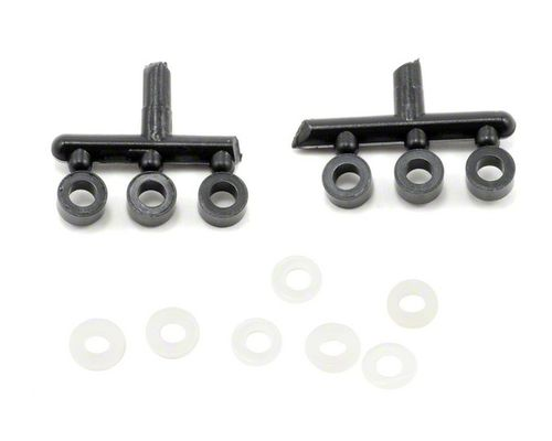 Team Associated Rear Shock Downstops