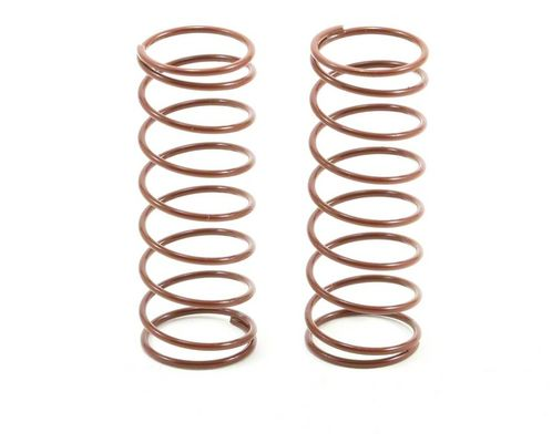 Team Associated Front Buggy Shock Spring 2.80lb (Brown) (2)