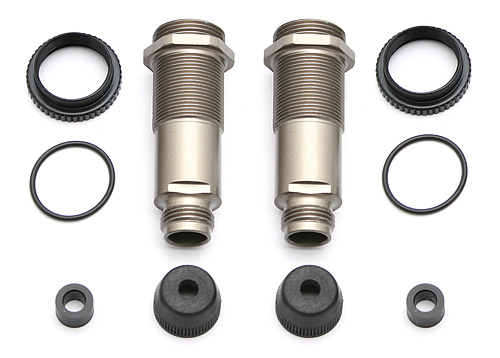 Team Associated V2 Threaded Shock Bodies For SC10 (2)