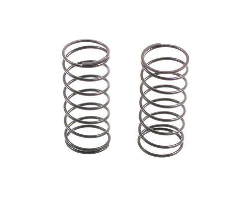 Team Associated Front Buggy Springs Short 3.20lb (Black) (2)
