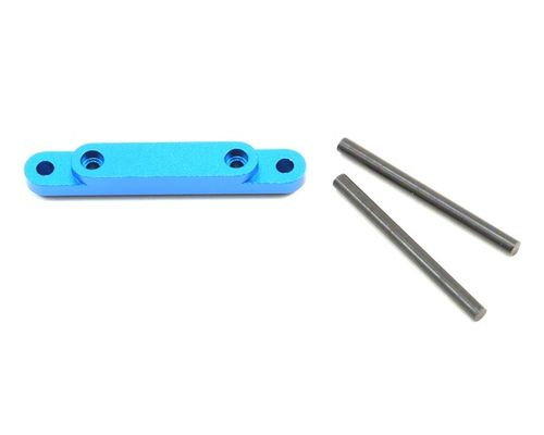 Team Associated Factory Team Hinge Pin Brace (Blue)